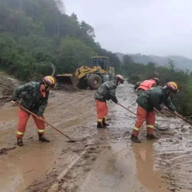 甘肃多地遭遇强降雨应急处置工作正在积极开展