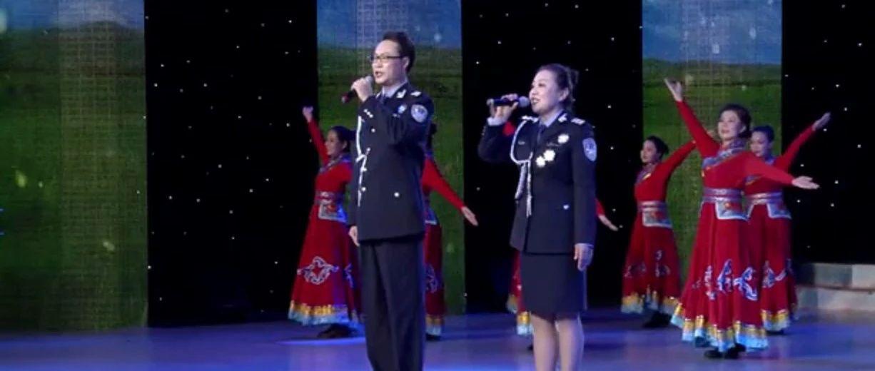 【阿拉善司法行政之歌】一首�儆诎⒗�善盟司法行政干警的原��歌曲