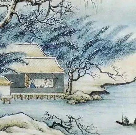 诗词丨初冬清寒,10首小诗,10种寒韵之美
