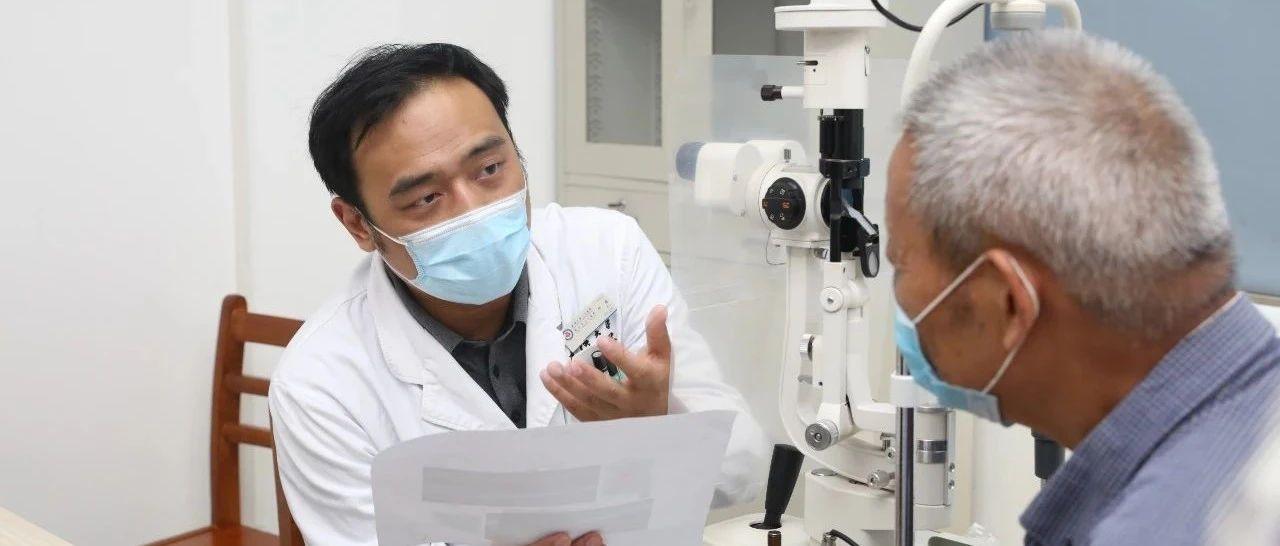 潢川眼病患者速看!9月8日武大人民医院眼科专家来县医院坐诊、手术了!