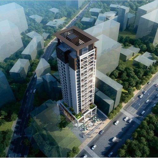 9800多平方米!吴川市区再添一个商业住宅小区!