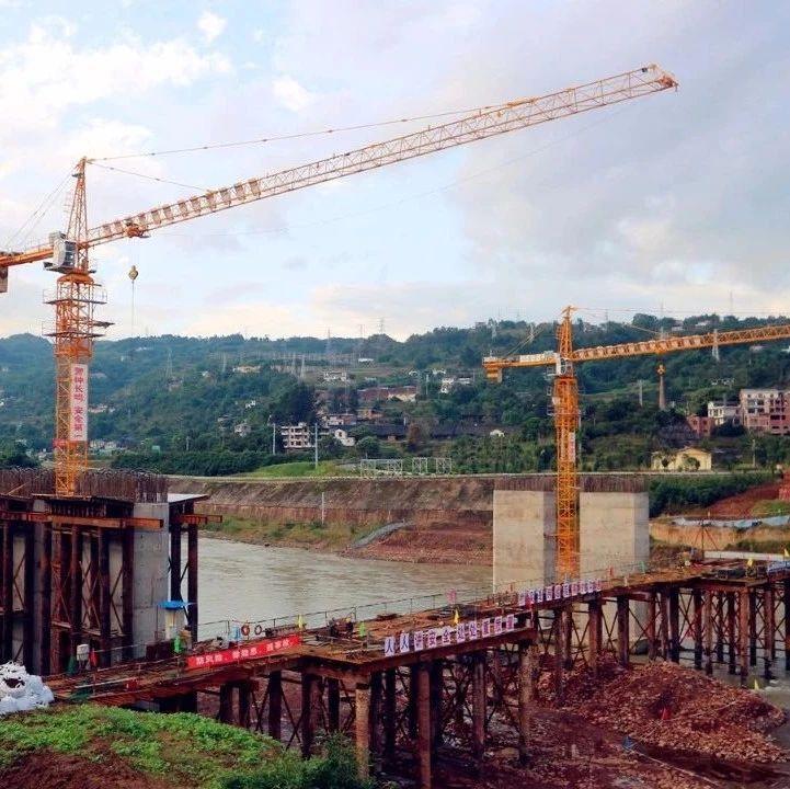 一桥跨两省!宜宾这个镇要迎来大发展!将实现铁路、高速互通!