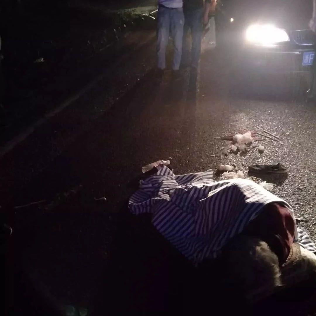 造孽!宜宾一位82岁残疾老人被车撞后,司机却肇事逃逸!