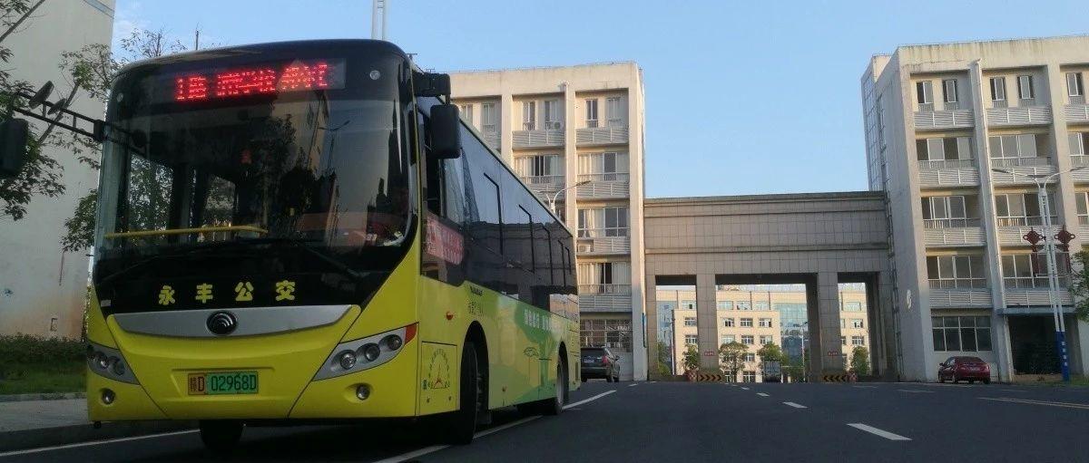 好消息!永丰公交还可免费乘坐一年!附最新公交车线路图