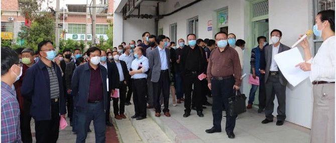 开学在即,永丰县举行中小学、幼儿园防疫应急演练