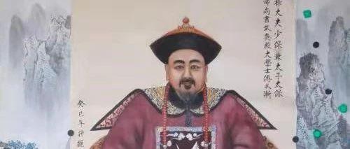 傅以渐,大清首位状元,康熙恩师,顺治亲自为其作画(文/徐明庚)