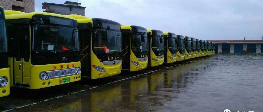 赞!bck体育客服电话公交车又有新变化啦!