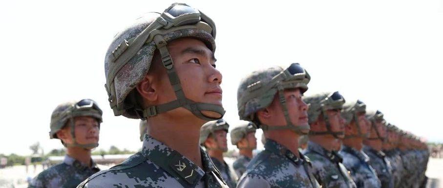 太帅了!永丰艾彩山参加国庆大阅兵,接受祖国和人民检阅!