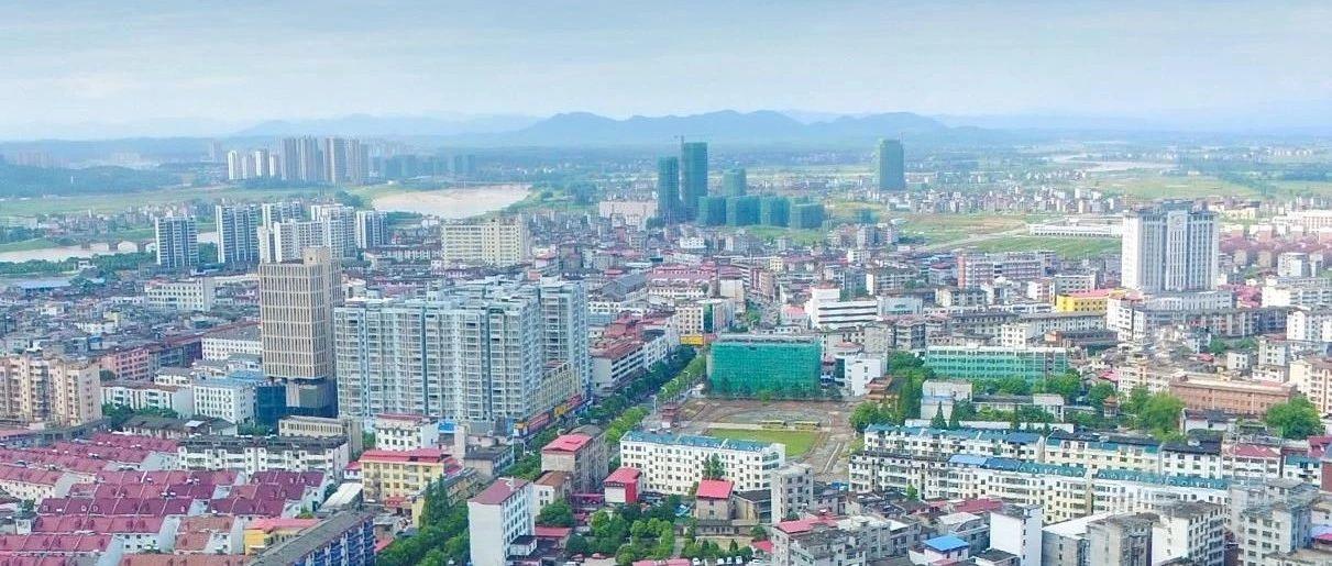 永丰政治、经济、文化中心――恩江镇