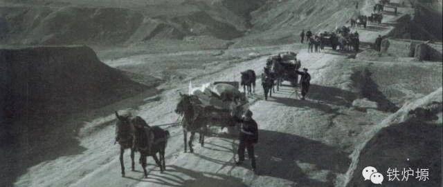 王鸿讲故事:铁炉硷杨村百匹骡马车队