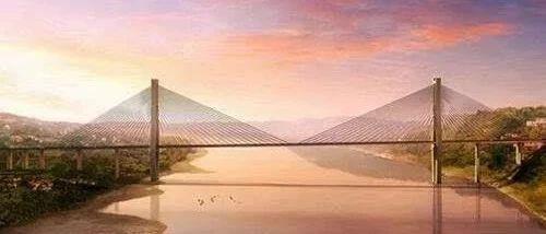 合江白沙长江大桥有新进展了……