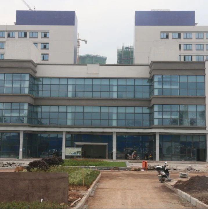 定了!合江中医院新院区试运行即将开诊……