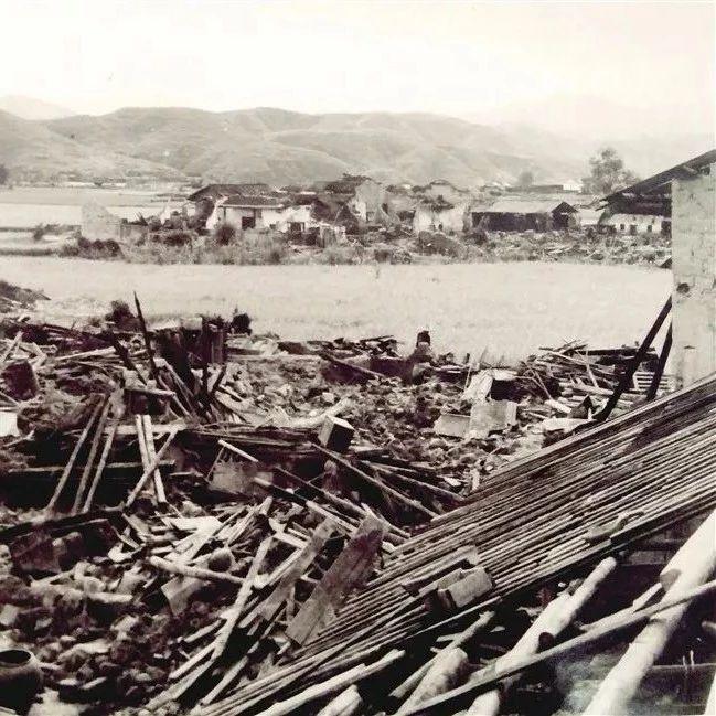 江水暴涨家园被毁,政府开仓赈灾……那些年,河源人遭遇的洪劳灾害