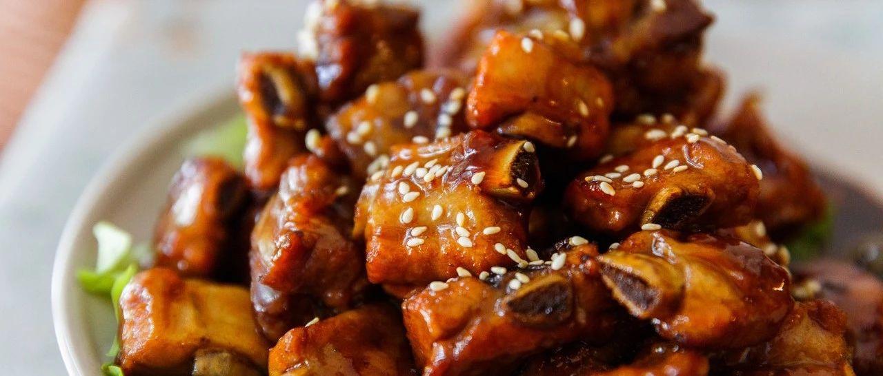 【明天吃什么】酸甜诱人糖醋排骨,复杂菜肴教你简单做~