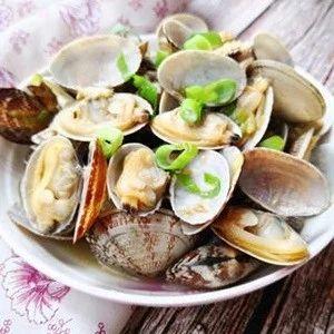 炒花蛤:肉质饱满、鲜美多汁,一盘根本不够吃