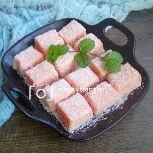 椰香西瓜凉糕:Q弹软糯的小零食,做好后大人小孩都抢着吃