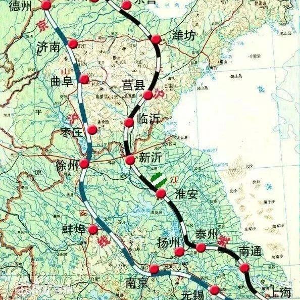 高铁来了!在东营设站!京沪高铁二线或将明年开工!
