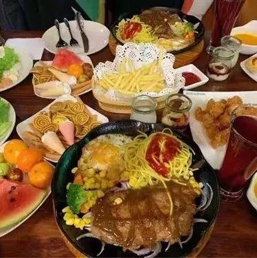 【国庆福利】每人限购1单!58元抢购原价164元的沂水小时代西餐厅2人牛排套餐