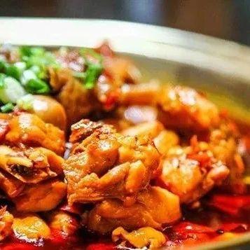 78元抢购170元的金海捞鸳鸯火锅鸡(老母鸡一只)四人套餐