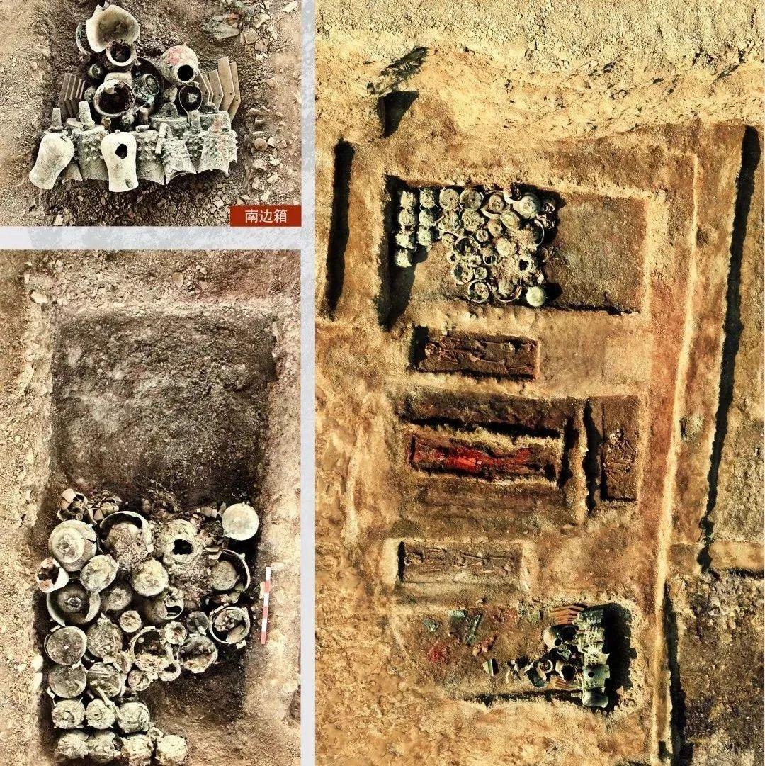沂水著名的古墓葬�z址都在�@�毫耍≮s�o看看~