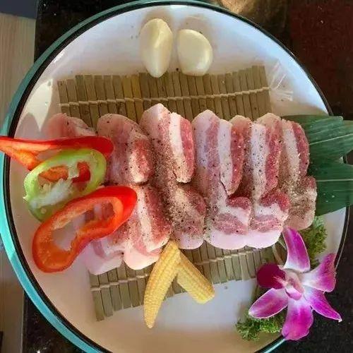【国庆福利】79.9元抢购原价143元的韩香阁烤肉店2人烤肉套餐