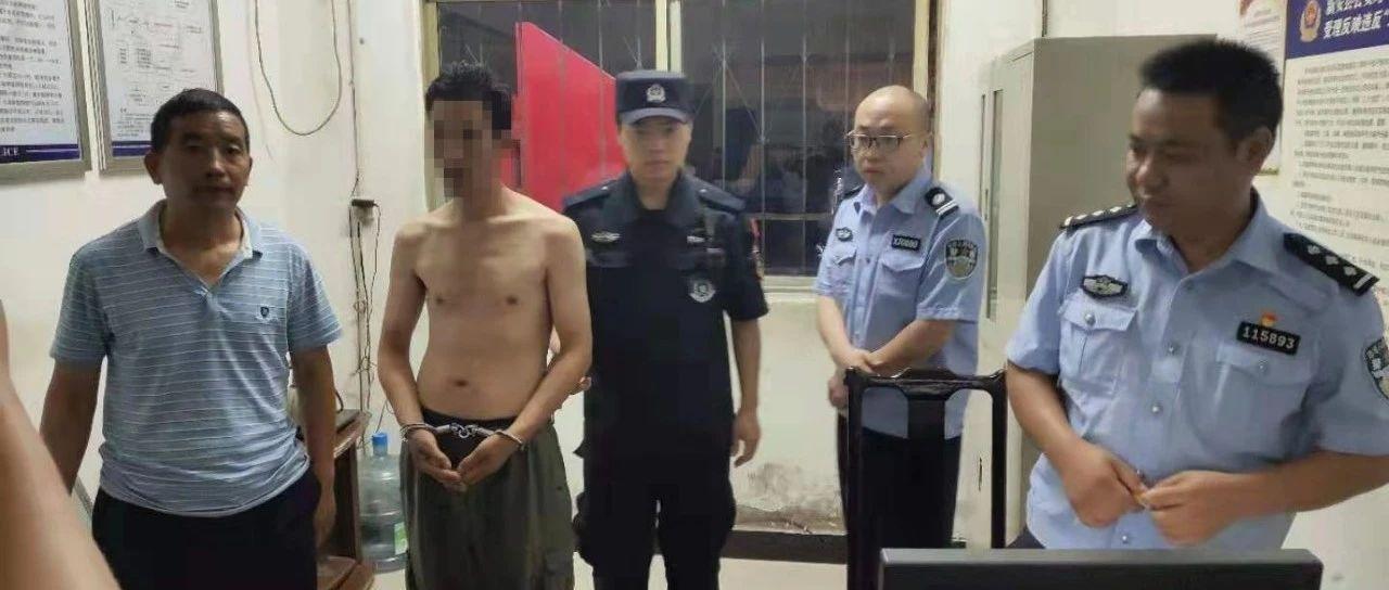 新安警方破获系列电动车电瓶被盗案