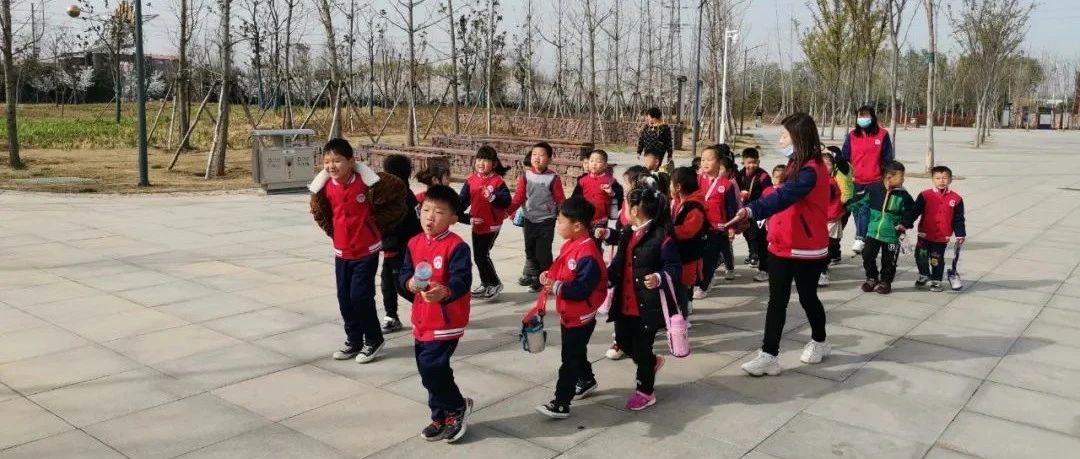 """一起来湿地公园踏青吧――""""中国水周""""宣传活动"""