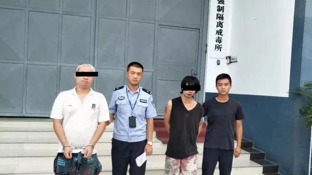 泸州2男子因买卖毒品打架,结果双双被抓