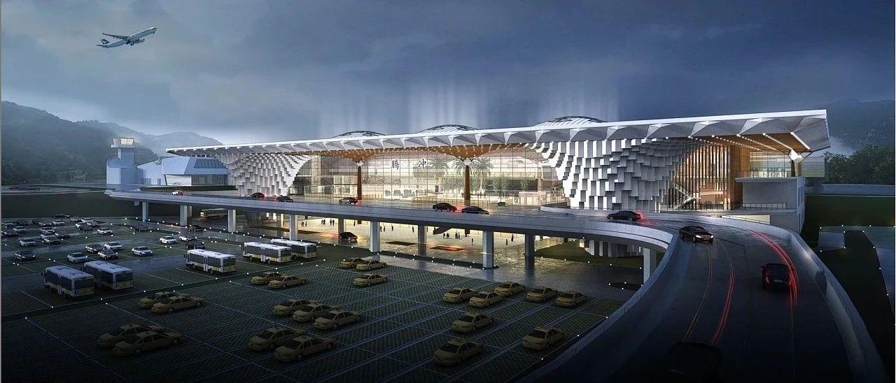 够飒!17亿扩建腾冲机场