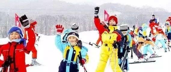 无滑雪,不冬天!莱阳【免费滑雪】等你翻牌!