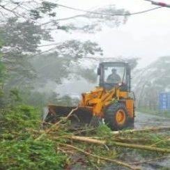 17级台风有多猛,看看这个视频就知道了……