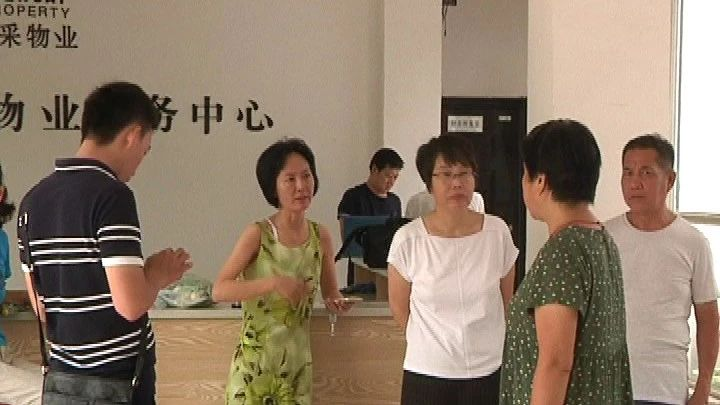 安庆这个小区业主们为了这件事与物业以及开发商发生了矛盾!望江很多小区都遭遇过。。。。。。