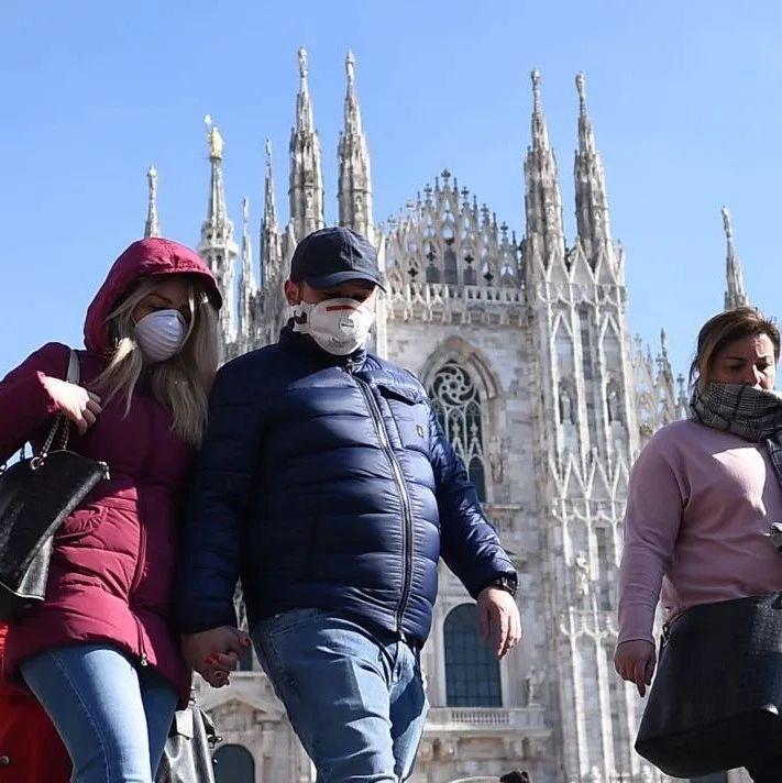 重要发现!最新研究称新冠病毒1月1日就开始在意大利传播