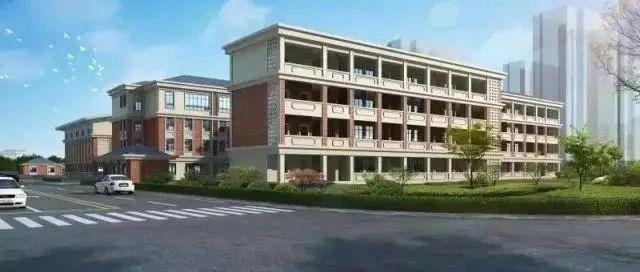 金寨新建的新城中学位置公布,即将开建!