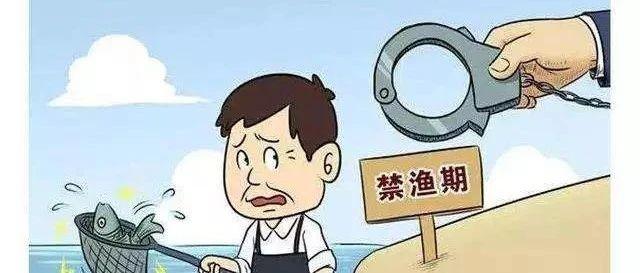 注意!钓鱼也有规矩,千万莫任性