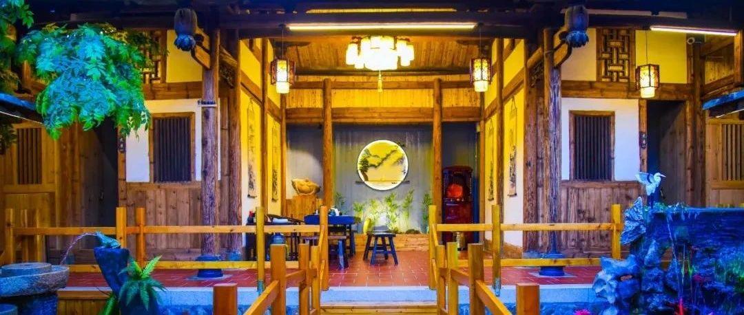 藏在永春古厝里的这家高颜值网红餐厅,让我找到了向往的生活...