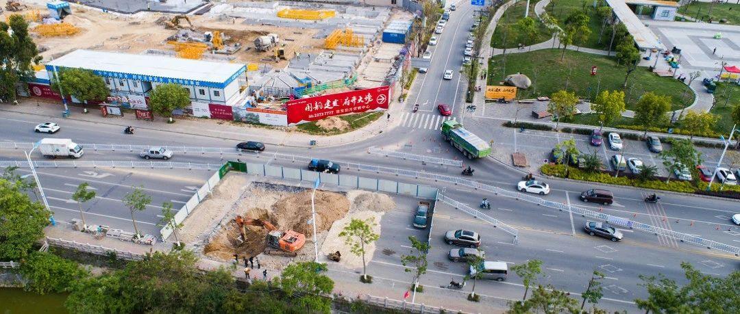 6车道仅剩2车道?永春这个路段项目施工实行交通管制,将持续到……