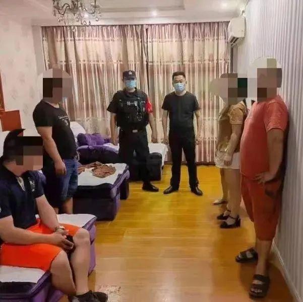 拘留+罚款!永春一养生馆违规营业!警方坚决查处
