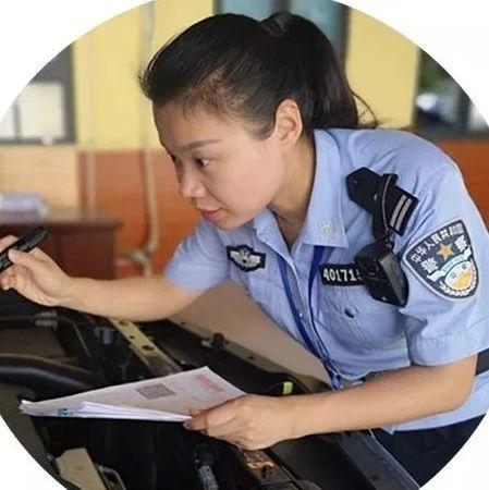 鼓掌!永春�@位女神入�x泉州市十佳交通警察,你�J�R�幔�