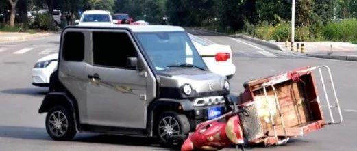@汝州市民:交通违法不觉小,三四轮车危害知多少!