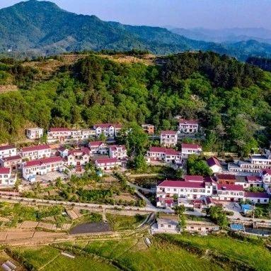 上将故里秀美山村――金寨双河河西村