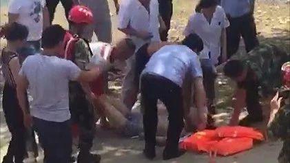 心痛丨金寨一男孩在梅山水库溺水身亡!@愿逝者安息,生者坚强