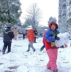 【围观】首次曝光!武威30年前的冬天!