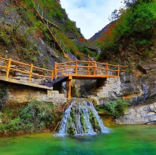 山阳旅游再创佳绩,天蓬山寨正式成为国家4A级旅游景区!