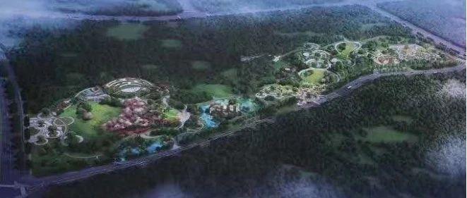 【重磅福利】信丰将建大型中央生态公园,信丰人又多了一个好去处