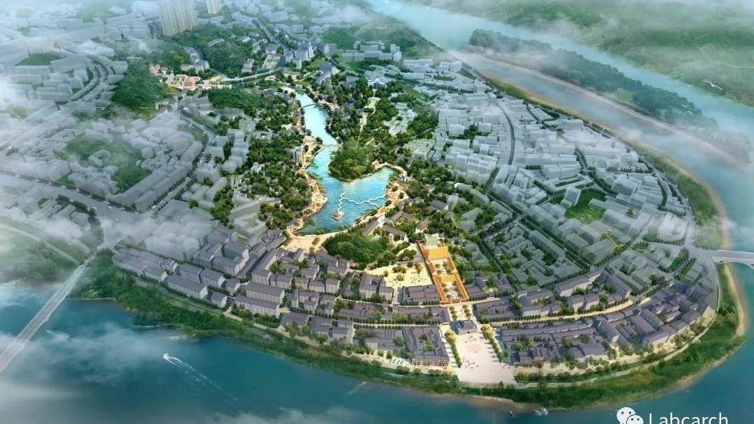 富顺人你一定想不到,文庙-西湖片区未来会变这样子