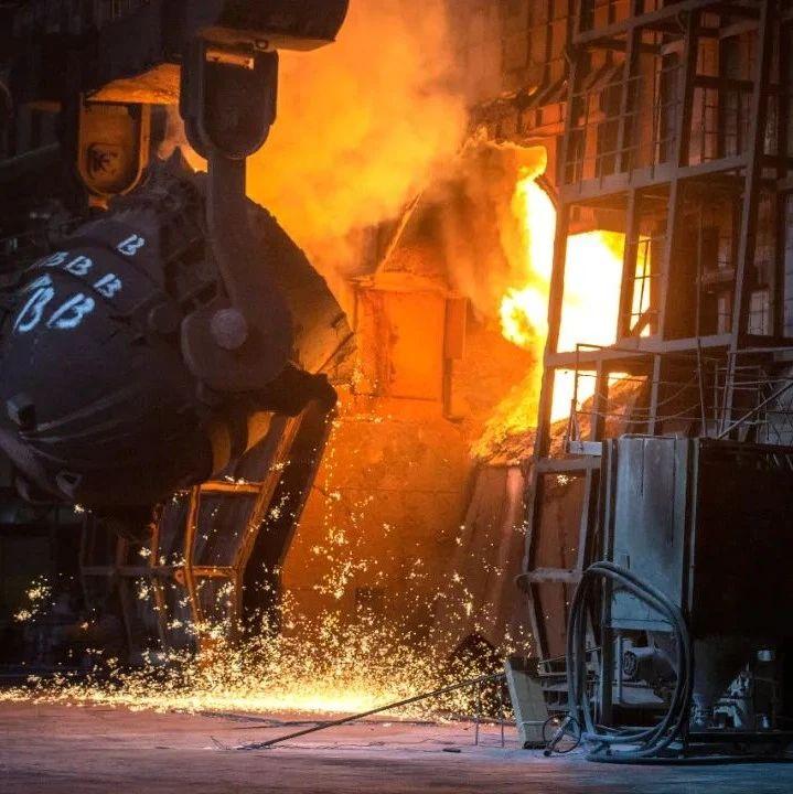 湖口:抓技改优环境钢铁产销首季开门红
