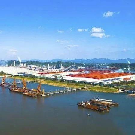 湖口港区:一季度货物吞吐量增长率创历史同期最高记录