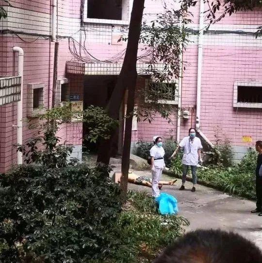 """内江隆昌男子砍伤""""继女""""母女后跳楼身亡!到底发生了什么――"""