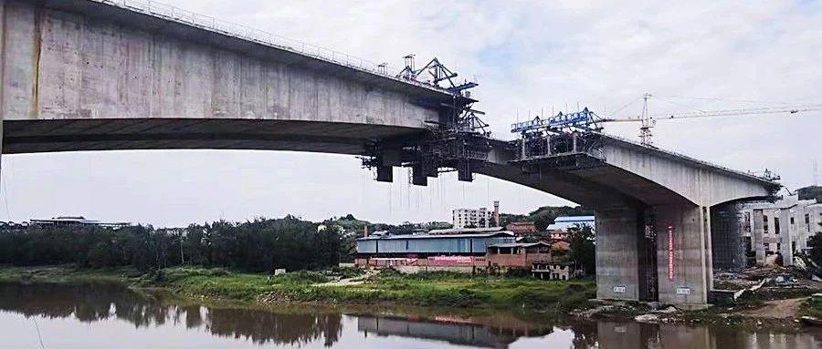 全长5.7公里、总投资9.8亿元!内江年底将再添一座大桥!